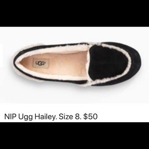 Ugg Women's Hailey Size 8 Slippers